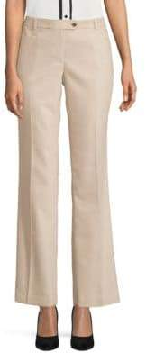 Calvin Klein Modern-Fit Flared Pants