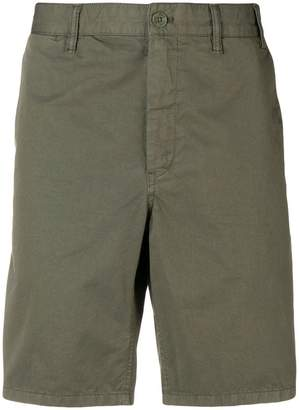 Norse Projects fitted chino shorts