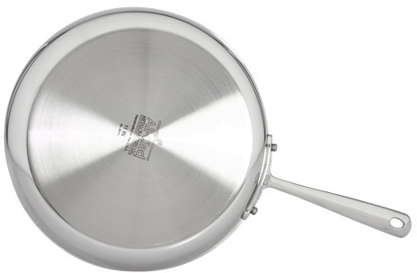 "All-Clad Stainless Steel Non-Stick 11"" French Skillet With Domed Lid"