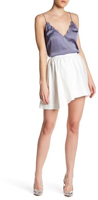 IROIRO Altea Faux Wrap Skirt