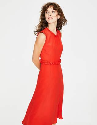 Boden Effie Silk Dress