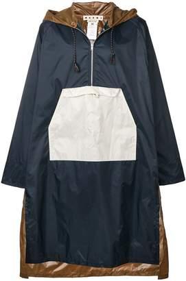 Marni rain poncho overall