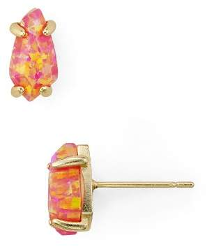 Kendra Scott Jillian Simulated Opal Stud Earrings