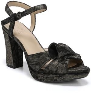 Naturalizer Adelle Platform Sandals Women's Shoes