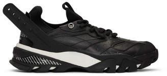 Calvin Klein Black Carlos 10 Sneakers