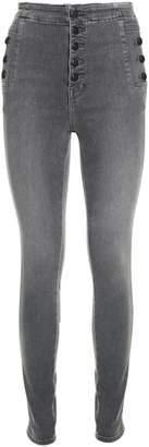 J Brand Natasha Sky High Stretch-denim Jeans
