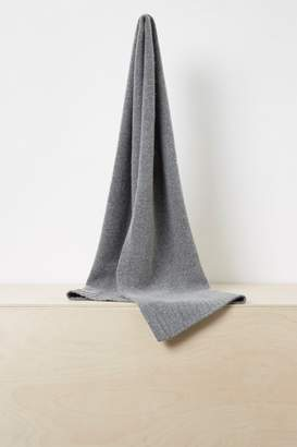 French Connenction Supersoft Wool-Cashmere Scarf