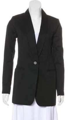 Smythe Wool Single-Breasted Blazer