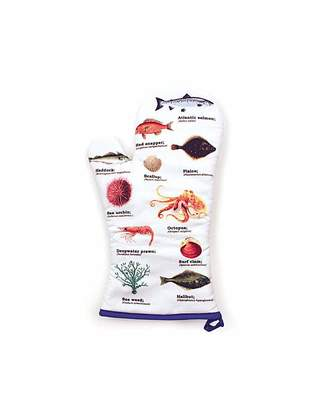 Laundry by Shelli Segal Sea Life Oven Mitt