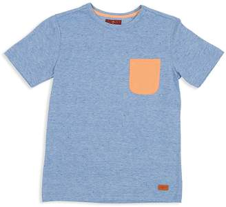 7 For All Mankind Boys' Pocket Tee