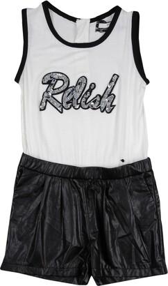 Relish Shortalls