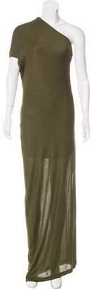 Barbara Bui One-Shoulder Maxi Dress