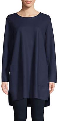 Eileen Fisher Boxy Wool Tunic