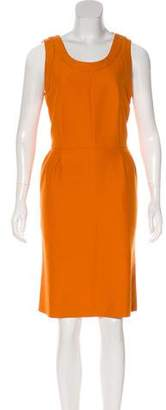 Marni Sleeveless Knee-Length Dress w/ Tags