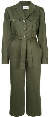 Monographie military jumpsuit