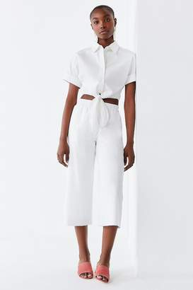 Lucca Couture Vera Cropped Pant