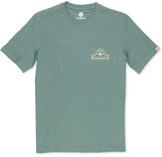 Element Men's Lateral Logo Graphic T-Shirt