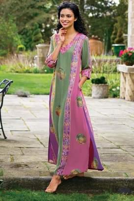 Soft Surroundings Nuri Batik Dress