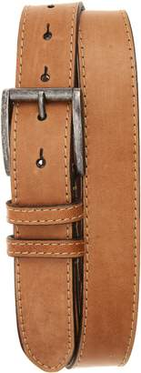 Torino Belts Waxed Horsehide Leather Belt