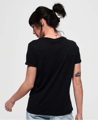 Superdry Premium Modal Crew Neck T-Shirt