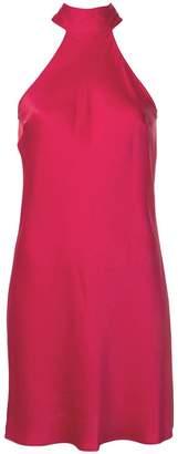 Jay Godfrey sleeveless flared mini dress