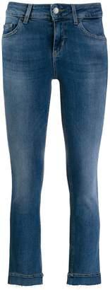 Liu Jo cropped flared jeans
