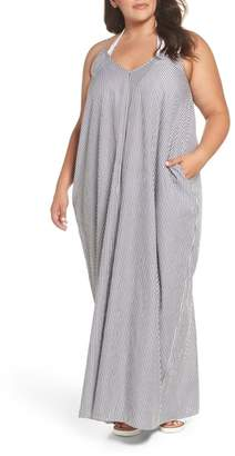 Elan International Cover-Up Maxi Dress