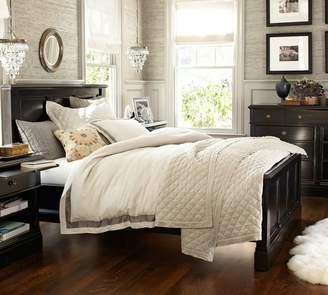 Pottery Barn Bed & Tall Dresser Set