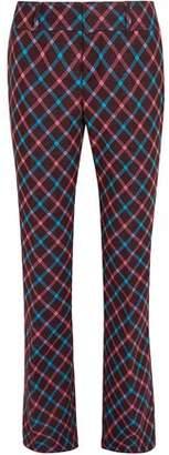 Marni Jacquard-Knit Straight-Leg Pants