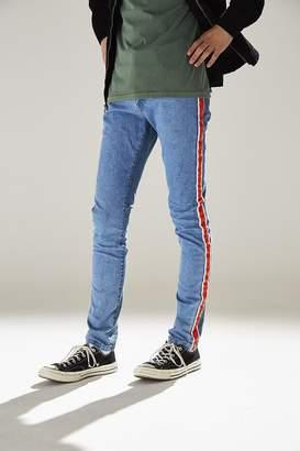BDG Side Tape Skinny Jean