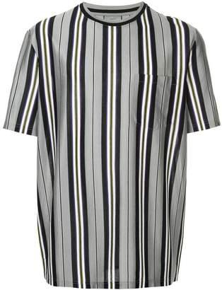 Lanvin vertical striped T-shirt