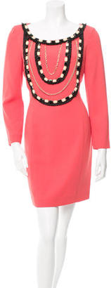 Alice by Temperley Embellished Mini Dress $95 thestylecure.com
