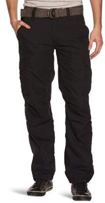 Schott NYC Men's CARGOUS70 Cargo Trousers,W x Regular