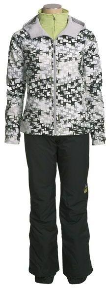 Columbia The Tokyo Soft Shell Jacket - Reversible, Titanium (For Women)