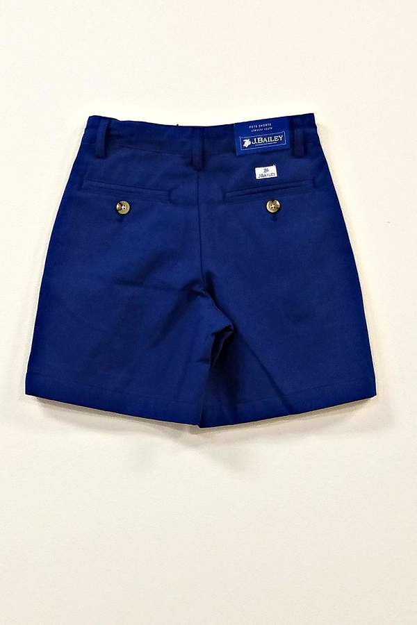 Bailey Boys Marine Blue Shorts