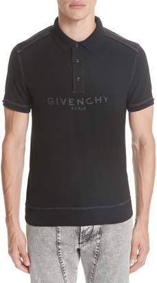Givenchy Destroyed Polo