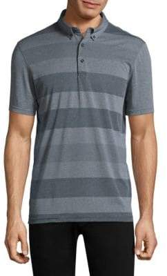 AG Jeans Green Label Stripe Polo
