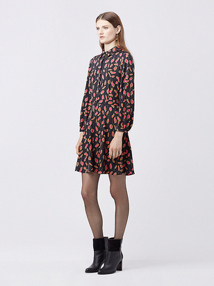 Chrissie Shirt Dress $398 thestylecure.com