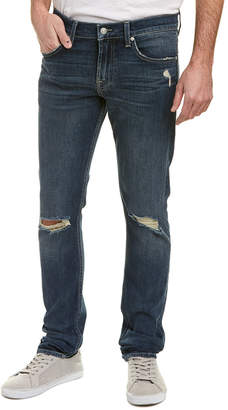 7 For All Mankind Seven 7 Paxtyn Norwood Destroyed Slim Leg