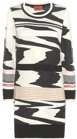 Missoni Printed wool dress