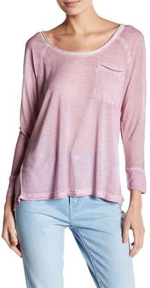 Threads 4 Thought Scoop Neck Long Sleeve Tee