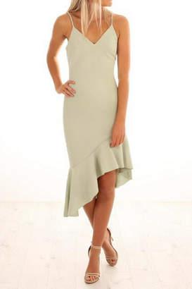 Elliatt Asymmetrical Dress
