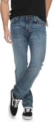 DAY Birger et Mikkelsen Men's Urban Pipeline Slim-Fit Straight-Leg MaxFlex Jeans