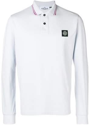 Stone Island polo sweatshirt