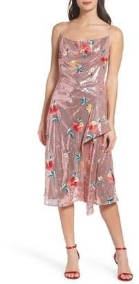 Keepsake the Label Fullproof Embroidered Sequin Dress