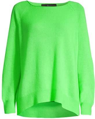 360 Cashmere Jolene Neon Cashmere Pullover