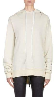 Taverniti So Ben Unravel Project Cotton Terry Hoodie