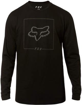 Fox Men Chapped Logo Graphic Shirt