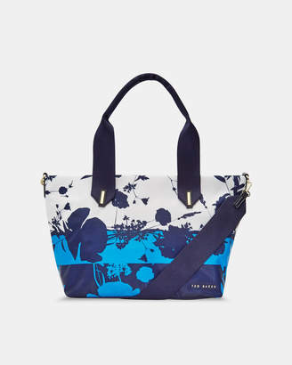 Ted Baker ALEXERR Bluebell small tote