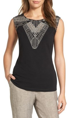 Women's Nic+Zoe Havana Nights Top $98 thestylecure.com
